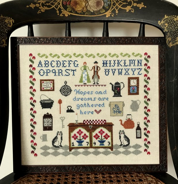 Hope Chest Sampler
